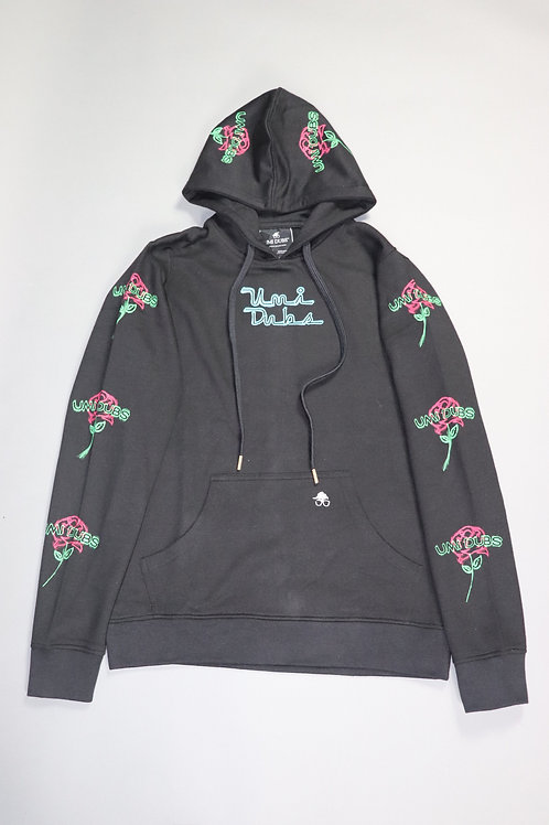Grand Rose Pullover Hoodie