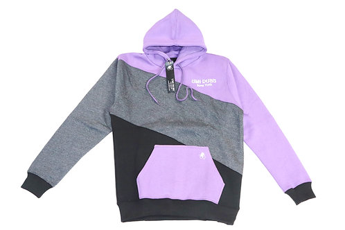 Norwich Color Blocked  Pullover Hoodie
