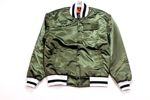 BearTrap Varsity Jacket