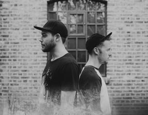 Tephra & Arkoze DJ Press Shots London