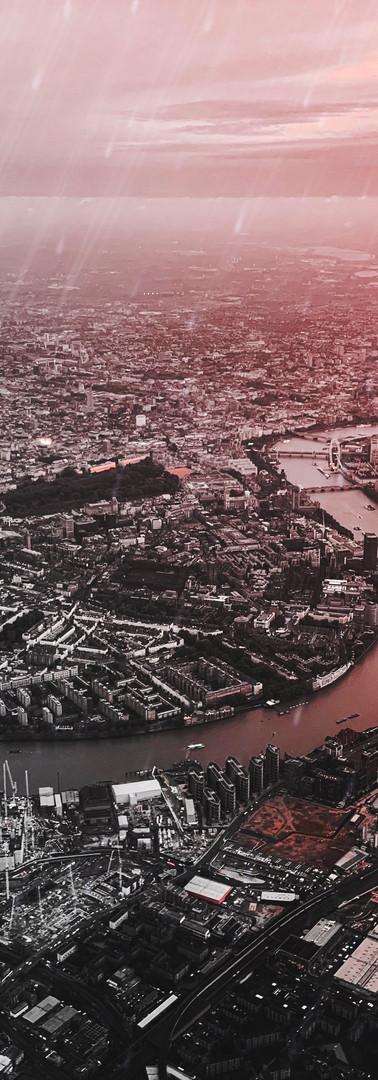 London Sky Photography Rain