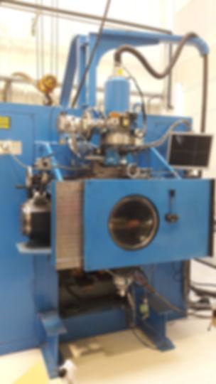 Leptons-Technologies machine de soudage par faisceaud'électrons