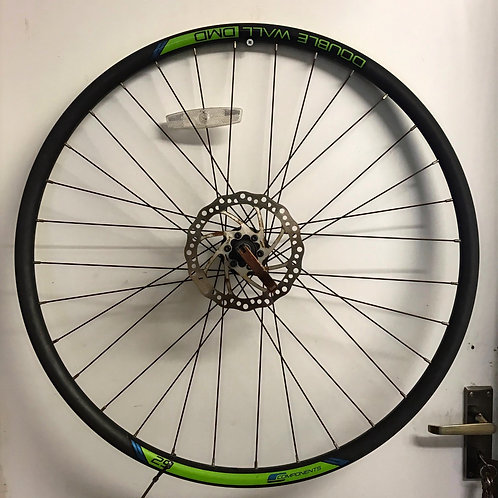 Components Double wall front wheel