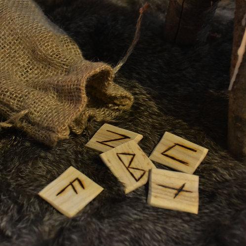 Ash Rune Set