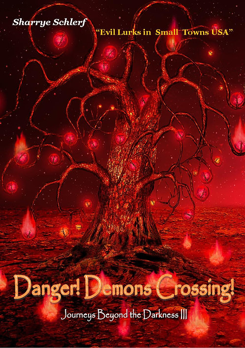Danger! Demons Crossing!