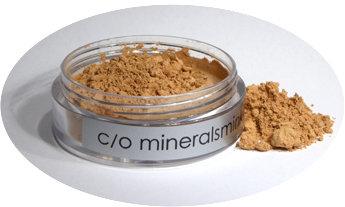Mineralsmink - Bas . Foundation - Naturligt Solbrun