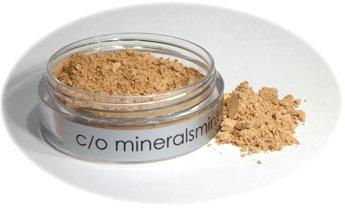 Mineralsmink - Bas  - Foundation - Mörkare mellan