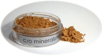 Mineralsmink - Bas - Foundation - Naturligt mörk