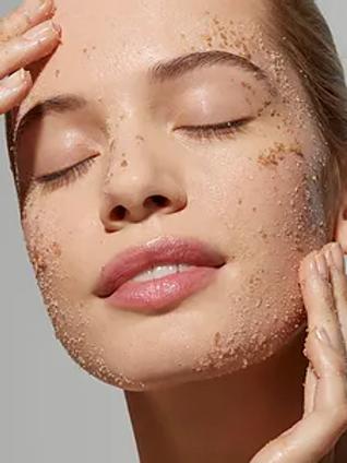 Skin polishing cleanser