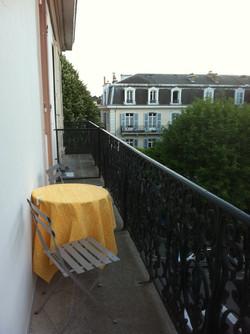 Balcon Ouest