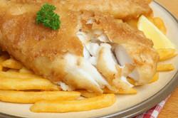 Fried Fish & Fries