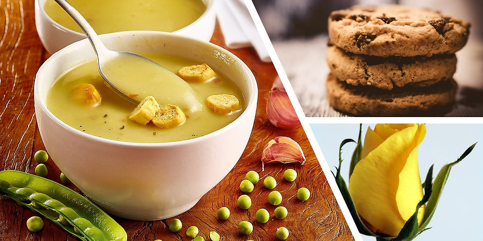Soups, Sweets and Stems deliveries