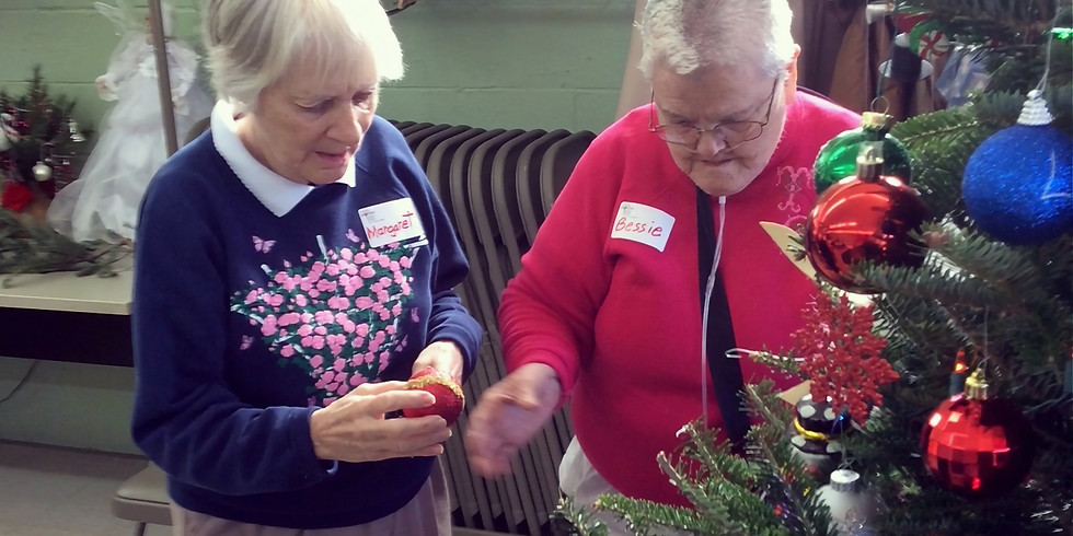 Pre-Christmas Prep/Holiday Gift Giving