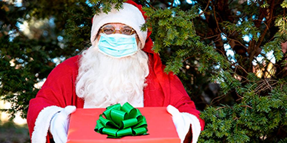 Christmas Meal/Gift Distribution