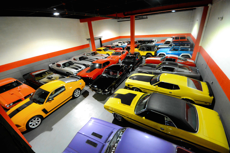 Unique Collectibles Garage