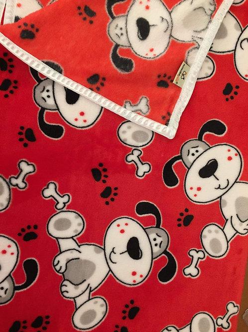 Manta Fuffly Dogs (2 tamanhos)