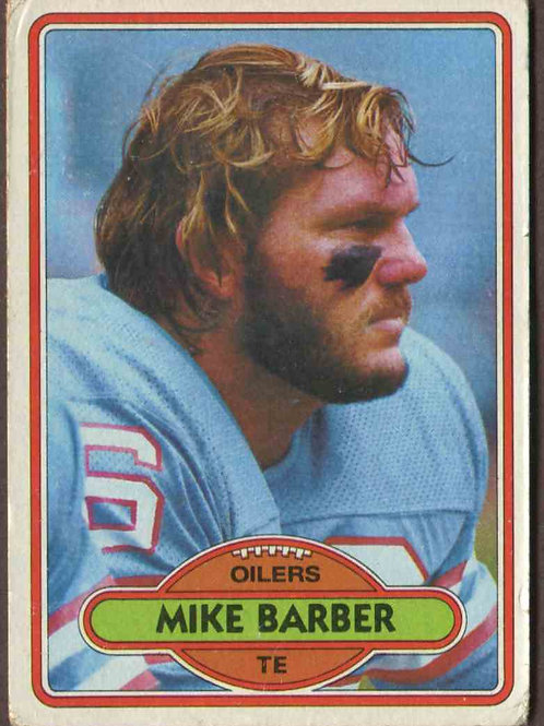 Mike Barber