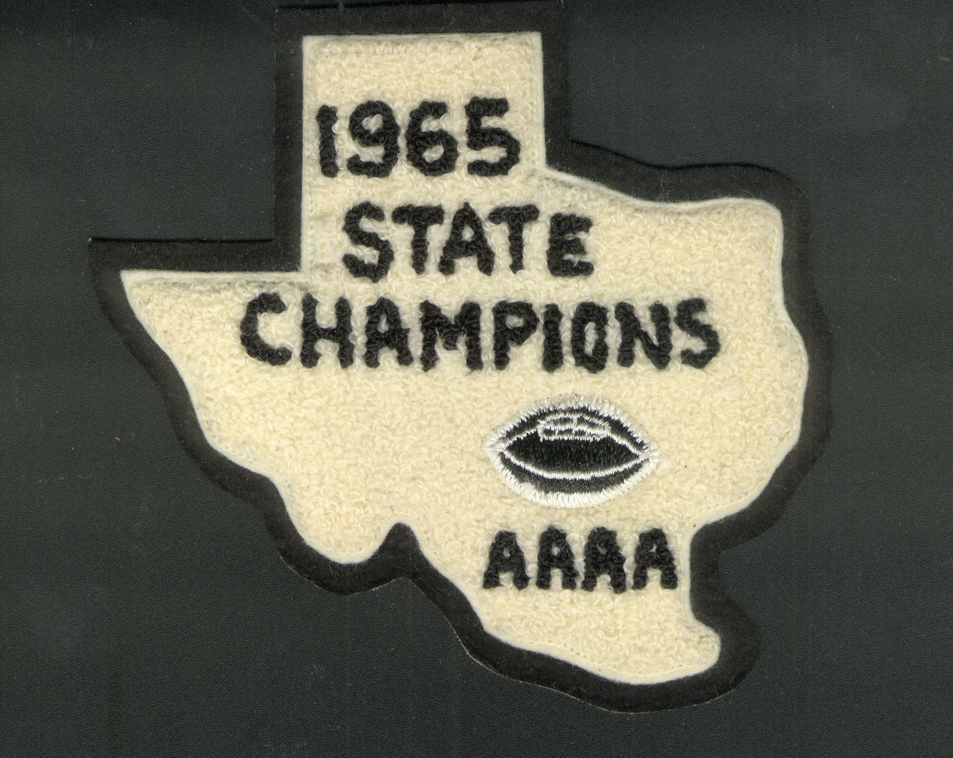 Odessa Permian 1965 State Champion Patch