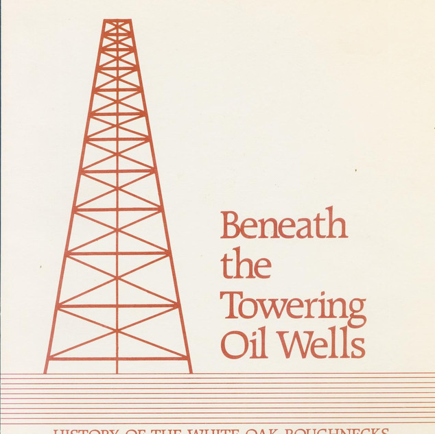 Beneath the Towering Oil Wells