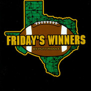 Friday's Winners