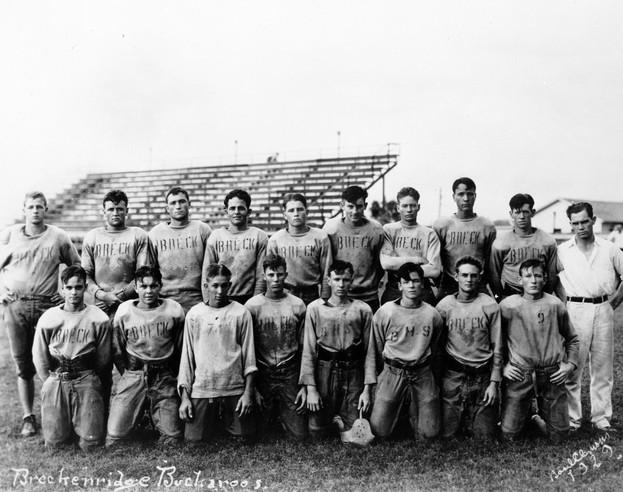 1929 Breckenridge Buckaroos