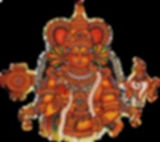 Dhanwanthari - de Gott des Ayurvda