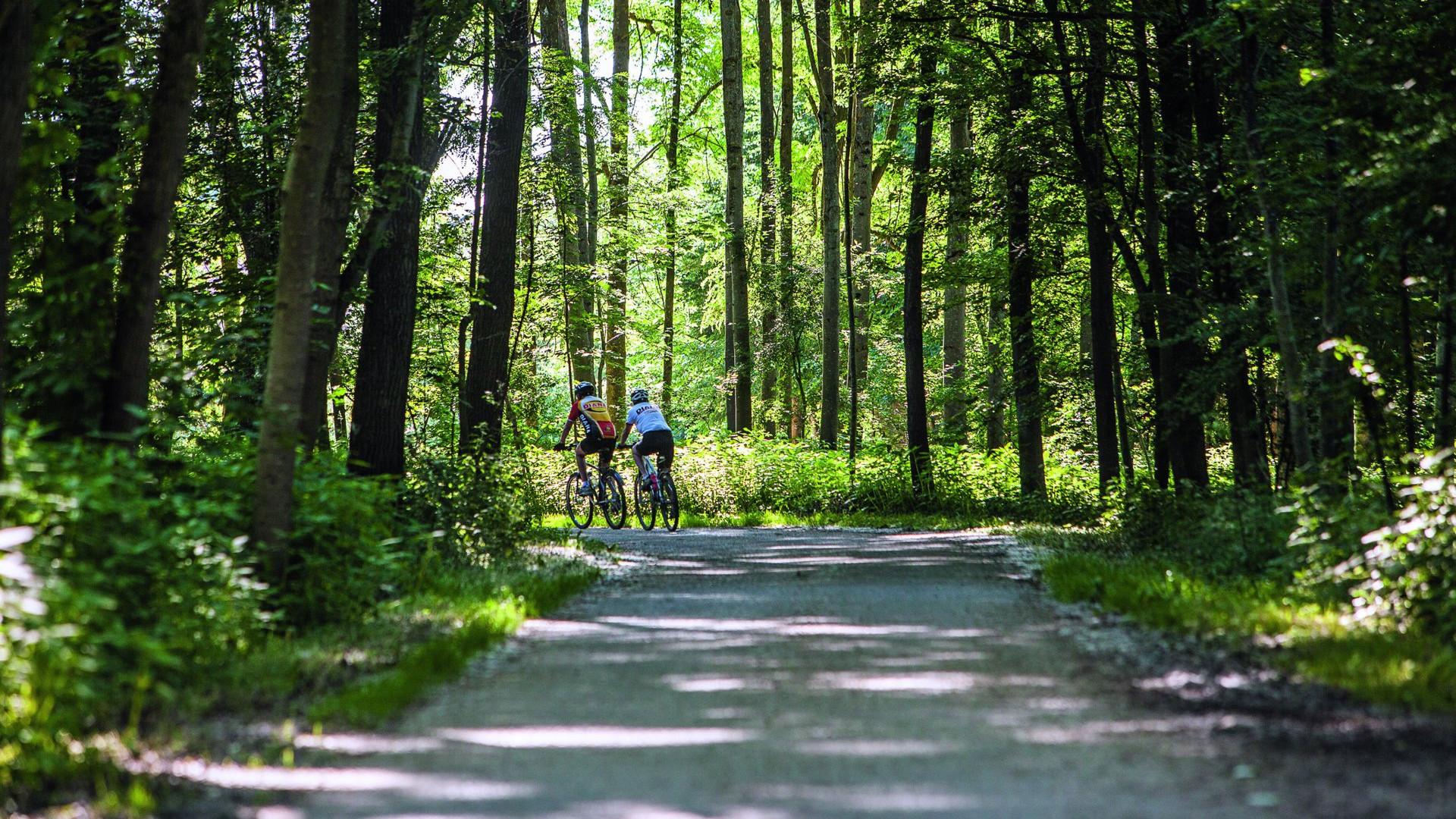 Radfahren in Bad Füssing