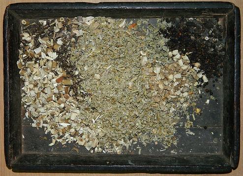 Ayurveda Herbs Dry
