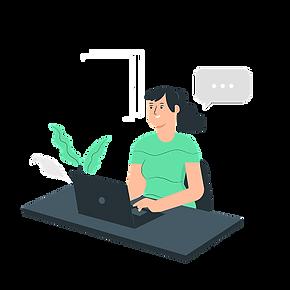 servicios informaticos mujer ionet