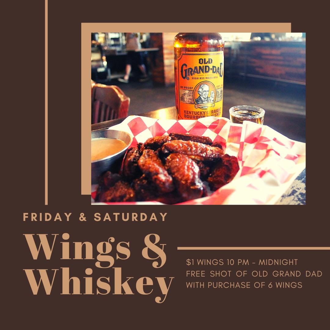 Wings & Whiskey