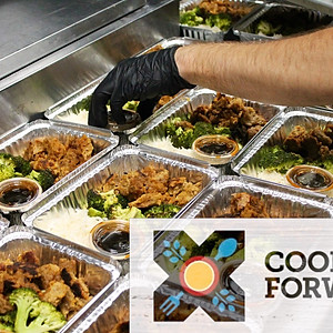 Cook It Forward Logoed Photos