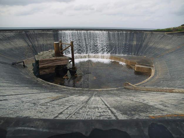 Wasserstudio Malta filmyard Tod aus der Tiefe