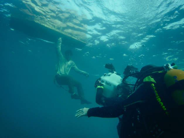 Moby Dick Filmdreh Malta Studio Uwe Steckhan filmyard