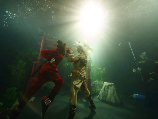 SPA Barisart Water, Kung Fu