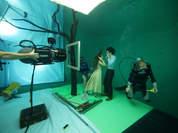 Greenscreen Studio unterwasser Lacrimosa filmyard