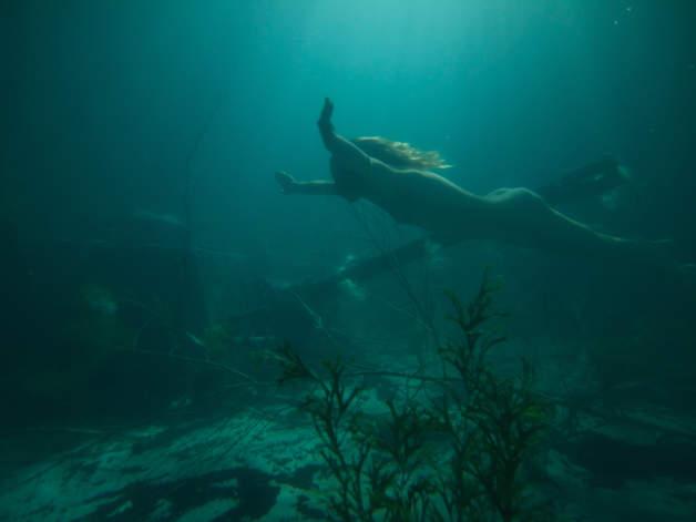 Unterwasser Set filmyard im Angesicht des verbrechens uwe steckhan