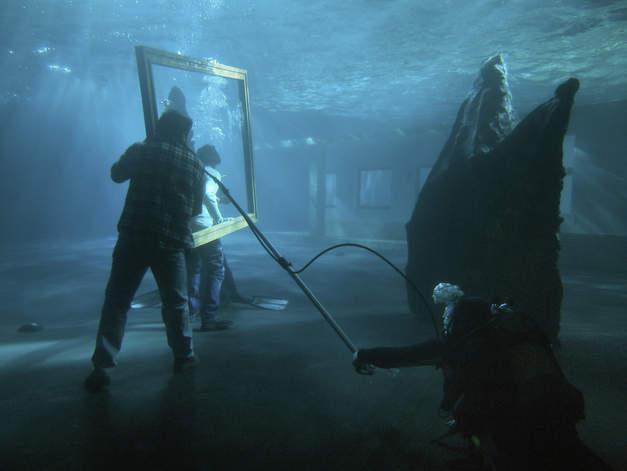 Baumarkt shooting unterwasser  filmyard
