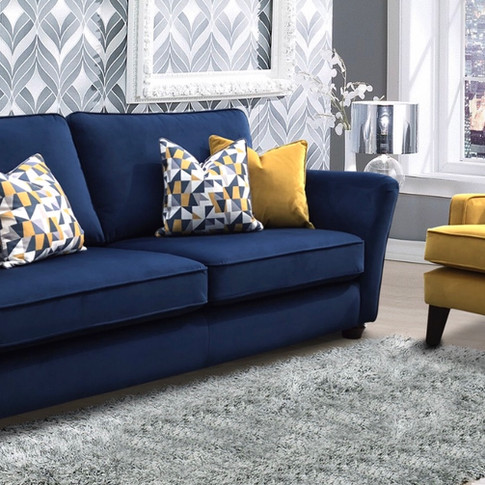 Clare Sofa with Vanessa Chair
