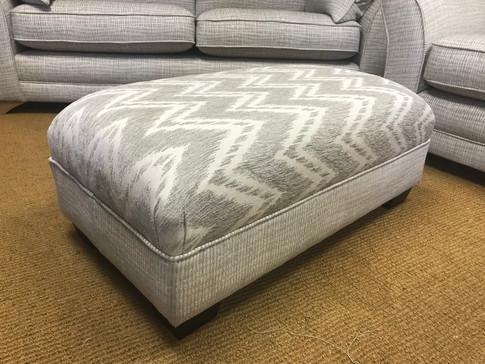 Madison footstool