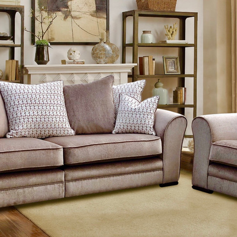 Amelia 4 Seater and Chair
