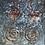 Thumbnail: Copper swirl earrings