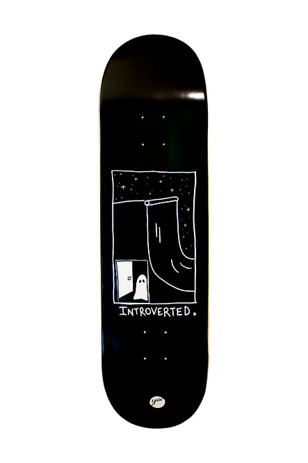 YEW INTROVERTED DECK - 8.25