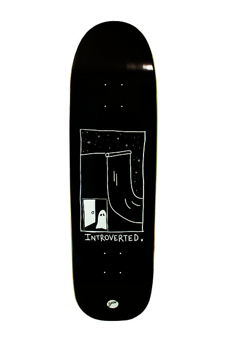 YEW INTROVERTED DECK - 8.625