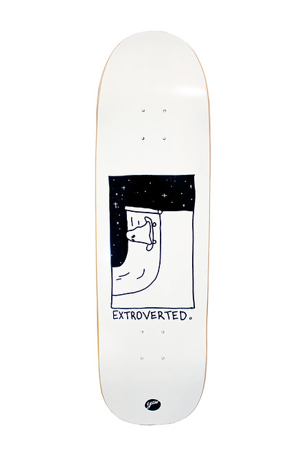 YEW EXTROVERTED DECK - 8.625