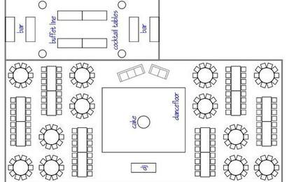 Seating Diagrams