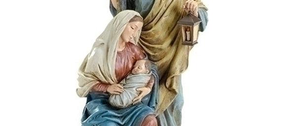 """15.5"""" HOLY FAMILY"""