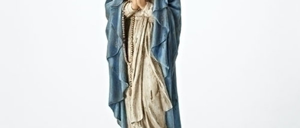 "31.5"" OUR LADY OF LOURDES"
