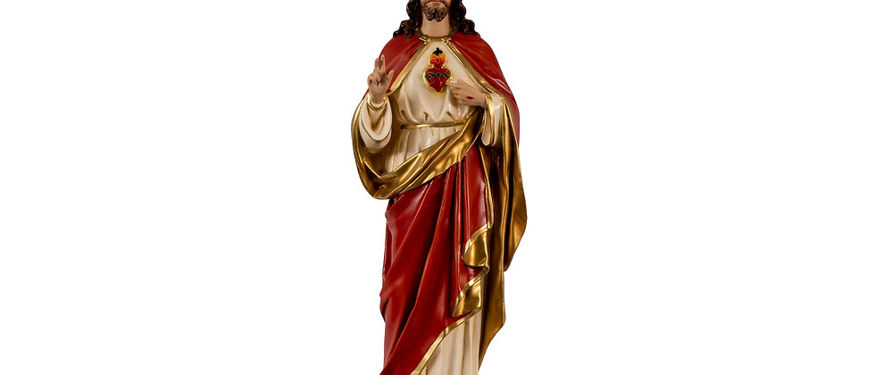 "Sacred Heart of Jesus 22"""