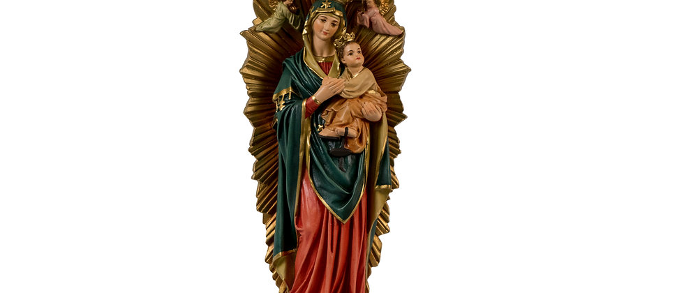Our Lady of Perpetual Help 13""