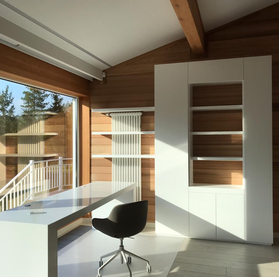 мебельв  стиле минимализм
